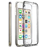 iPod Touch Case Soft Flexible Thin Gel TPU Skin Scratch-Proof Case Cover for Apple iPod Touch 5th/6th Generation (iPod Touch 5th/6th Generation, CLEAR)