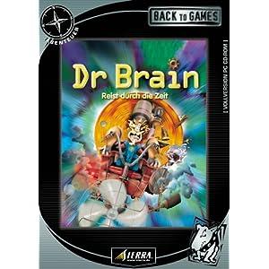Dr. Brain reist durch die Zeit [Back to Games]