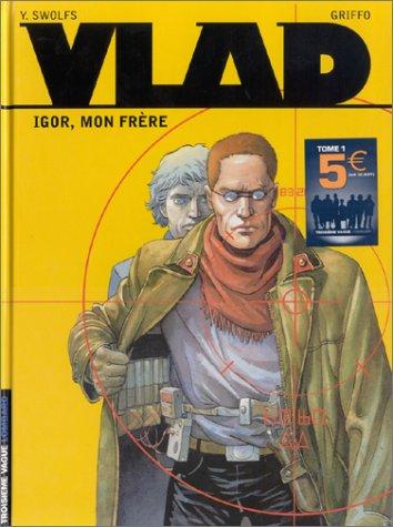 Opération 3ème Vague : Vlad, tome 1 à 5 euros