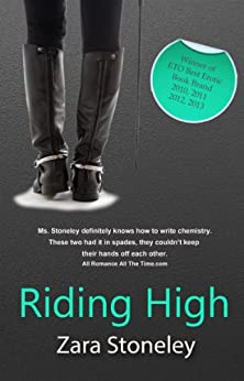 Riding High by [Stoneley, Zara]