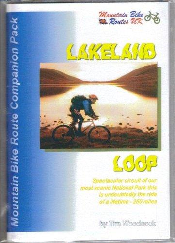 The Lakeland Loop (Mountain bike route companion packs) -