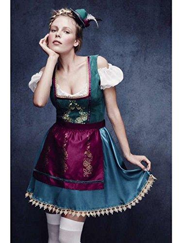 Kostüm Fever Bayerische Größe S