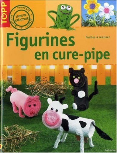 Figurines en cure-pipe
