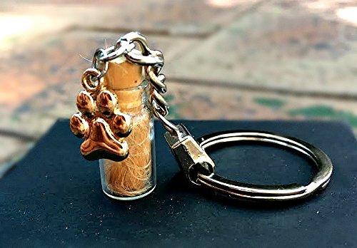 haustier-erinnerungs-schlusselring-pfotenabdruck-hund-oder-katze-pelz-gedachtnis-urne-flaschen-haust