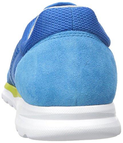 Geox U Damian B, Sneakers Basses Homme Azur