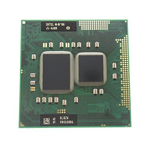 Intel Prozessor CPU Slbzw Core I5-460m 2. 53 GHZ 3mo Bga1288 Pga988 Laptop