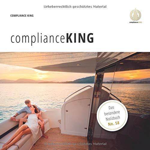 complianceKING: Das besondere Notizbuch (No. 58)