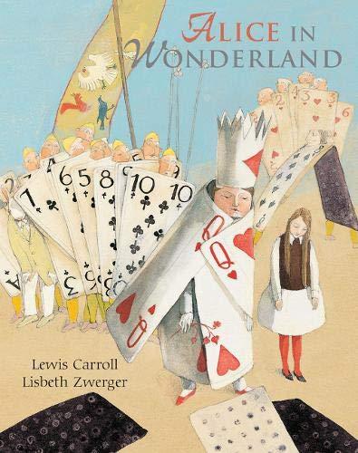 Alice in Wonderland (Mini-Minedition) por Lewis Carroll