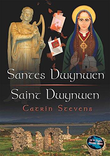Cyfres Cip ar Gymru/Wonder Wales: Santes Dwynwen/Saint Dwynwen