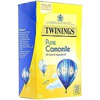 Twinings manzanilla bolsas de té - 4 x 20