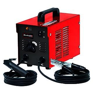 Einhell TC-EW 150 - Lichtbogen-Schweißmaschinen für Gleich- und Wechselstrom (280 mm, 400 mm, 220 mm, 10,8 kg)