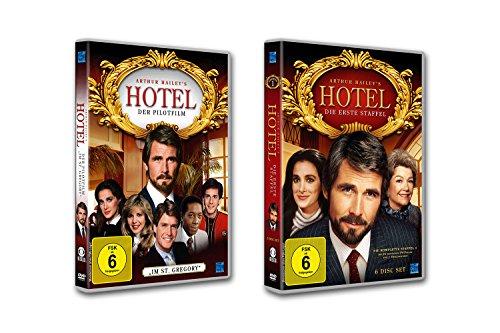 "Staffel 1 + Pilotfilm ""Im St. Gregory"" (7 DVDs)"