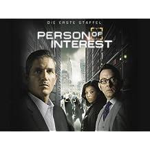 Person of Interest: Die komplette Staffel 1