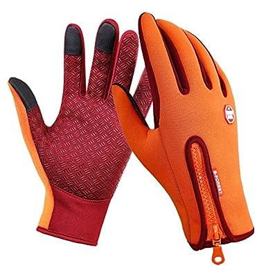 SWIDUUK Winter Touch Screen Motorcycle Fishing Outdoor Sports Mittens Skiing Windproof Waterproof Gloves from SWIDUUK