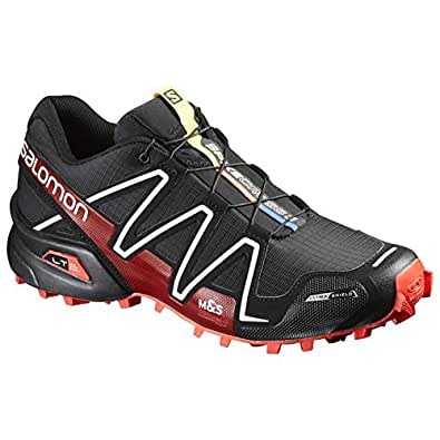 Salomon Spikecross CS Trail Running Shoes: Amazon.co.uk