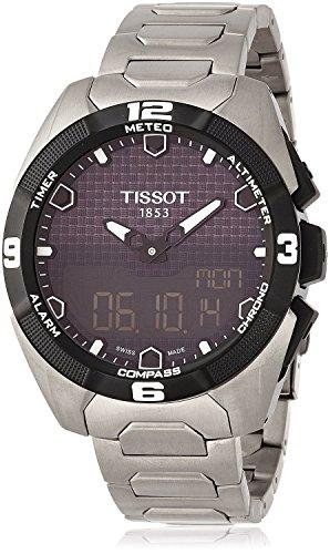 Tissot montre T-Touch Expert solaire T0914204405100pour homme [Regular Importé marchandises]