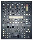 from Behringer Behringer Pro DJ DDM4000 Digital Pro Mixer 5-Channel with Sampler & 4 FX Sections