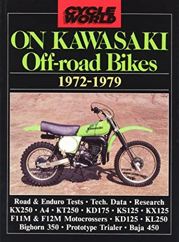 Cycle World on Kawasaki Off-road Bikes 1972-1979 (