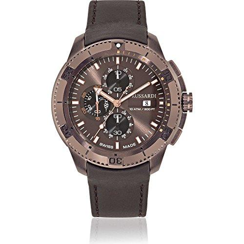 orologio cronografo uomo Trussardi Sportsman casual cod. R2471601002