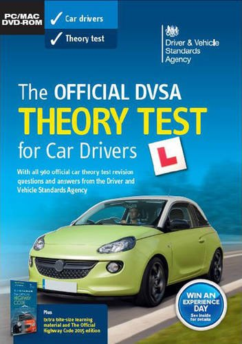 Price comparison product image Official Dvsa Theory Test for Car DVD Ro