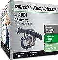 RAMEDER Komplettsatz, Anhängerkupplung schwenkbar + 13pol Elektrik für AUDI A6 Avant (137890-05381-4)