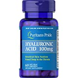 Acide hyaluronique 100 mg 60 capsules
