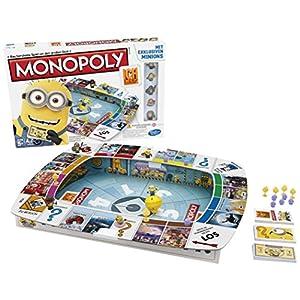 Hasbro Monopoly – GRU, Mi Villano Favorito (versión en alemán)