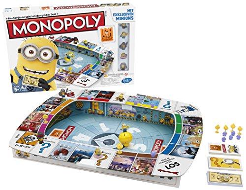 Hasbro Monopoly - GRU