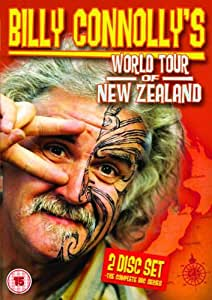 Billy Connolly's World Tour Of New Zealand [DVD] [2004]