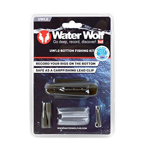 Water Wolf Unterwasser Grundfischerei Set, WA51104 (Wolf Unterwasser Kamera)