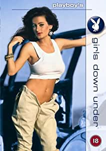 PLAYBOY Girls Down Under [DVD]
