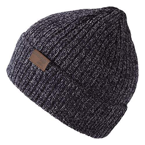 caldo berretto con pompon 17504 lavorato a maglia per l/'inverno Pamami/® berretto da donna