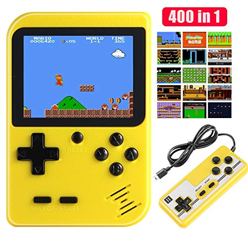 Diswoe Handheld Games Console, P...