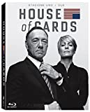 House of Cards Boxset - Stagione 1+2 (8 Blu-Ray)
