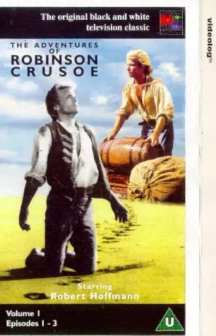 The Adventures Of Robinson Crusoe - Episodes 1 - 3