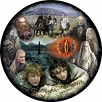 The Lord of the Rings: The Two Towers - 1,000-piece Jigsaw Puzzle