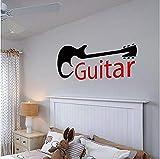 Sticker mural chambre de bricolage bricolage décoration musique salon fond d'écran mural décor à...