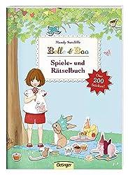 Belle + Boo. Spiele- und Rätselbuch
