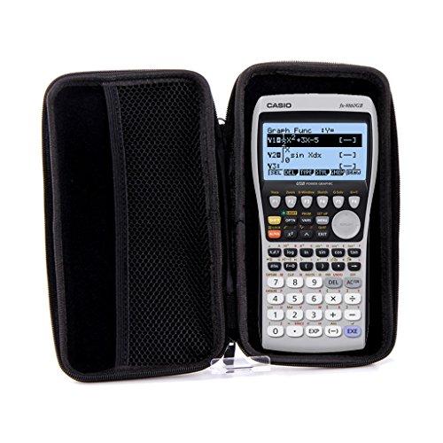 SafeCase Schutztasche für Taschenrechner und Grafikrechner von Casio, für Modell: FX 9860 GII