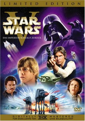 Star Wars: Episode V - Das Imperium schlägt zurück (Original Kinoversion + Special Edition, 2 DVDs) [Limited (Zwei Star Episode Wars)