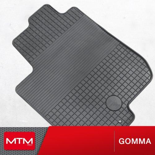 Alfombrillas MTM goma, Alfombra diseñadas a Medida para tu Coche, Fabia III (NJ) desde 11.2014-, cod. 5089
