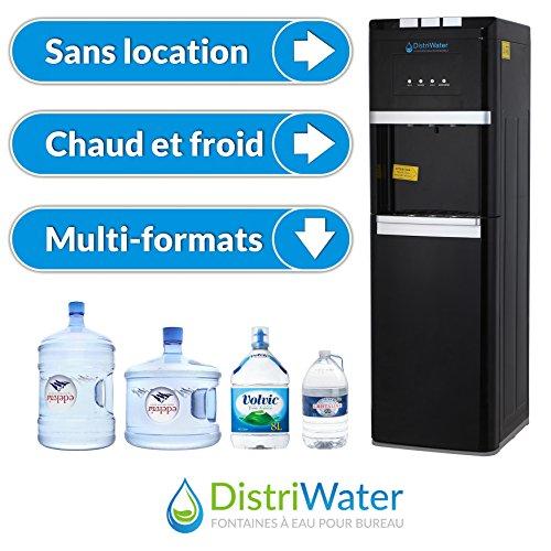Distributeur d'eau fraîche ou chaude - La...