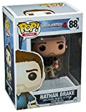 FunKo funkobobugt767 Abysse Vinyl unerforschtem 88 Nathan Drak Naughty Dog Version Limited Edition Pop Figur