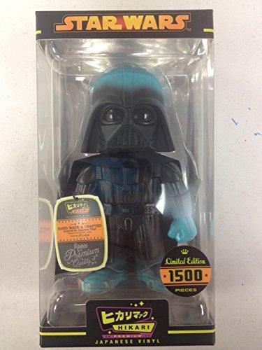 Star Wars figurine Hikari Sofubi Lightning Darth Vader 19 cm