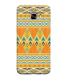 PrintVisa Designer Back Case Cover for Samsung Galaxy C7 SM-C7000 (Love Lovely Attitude Men Man Manly)