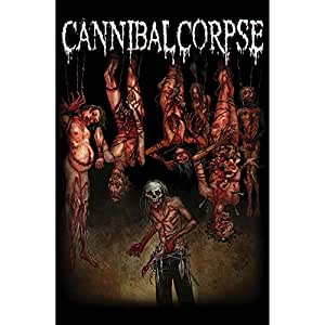 Cannibal Corpse FLAG / affiche tissu