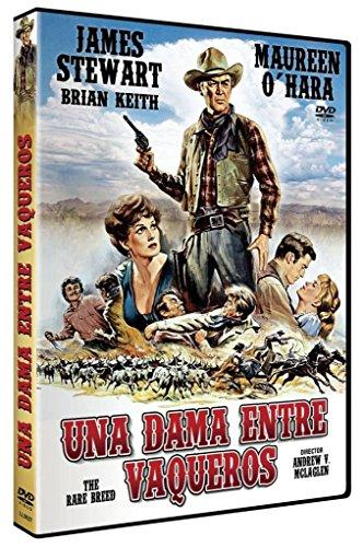 una-dama-entre-vaqueros-dvd