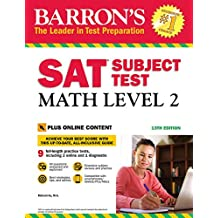 SAT Subject Test: Math Level 2 with Online Tests