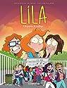 Lila, tome 3 : Oh purée, le collège ! par La Croix