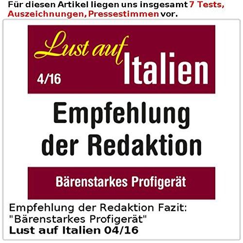 Rosenstein & Söhne Blender: Profi-Standmixer BR-2000, 6 Programme, 2 l, 1.600 W, 33.000 U/Min. (Hochleistungsmixer)